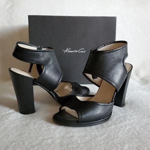 Kenneth Cole Stace Block Heel Sandals
